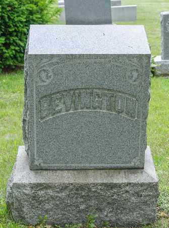 BEVINGTON, TRESSA - Wayne County, Ohio | TRESSA BEVINGTON - Ohio Gravestone Photos