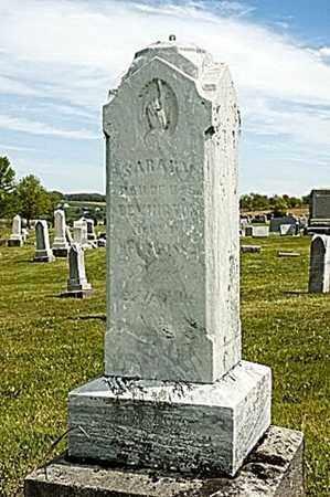 BEVINGTON, SARAH - Wayne County, Ohio | SARAH BEVINGTON - Ohio Gravestone Photos