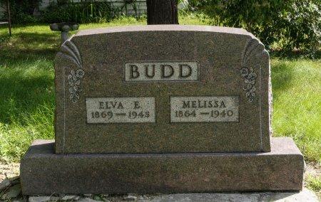 BUDD, ELVA E. - Wayne County, Ohio | ELVA E. BUDD - Ohio Gravestone Photos
