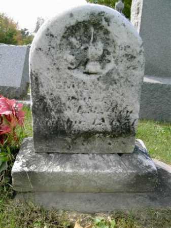 CRISWELL, EMILY - Wayne County, Ohio | EMILY CRISWELL - Ohio Gravestone Photos