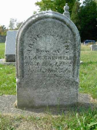 CRISWELL, JAMES ? - Wayne County, Ohio | JAMES ? CRISWELL - Ohio Gravestone Photos