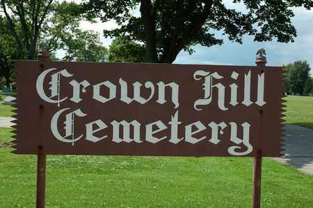 CROWN CEMETERY, HILL - Wayne County, Ohio   HILL CROWN CEMETERY - Ohio Gravestone Photos