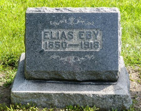 EBY, ELIAS - Wayne County, Ohio | ELIAS EBY - Ohio Gravestone Photos