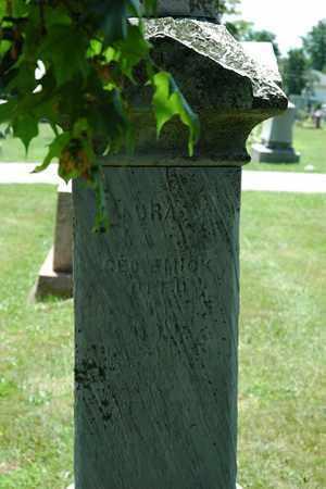 EMICK, LAURA - Wayne County, Ohio | LAURA EMICK - Ohio Gravestone Photos