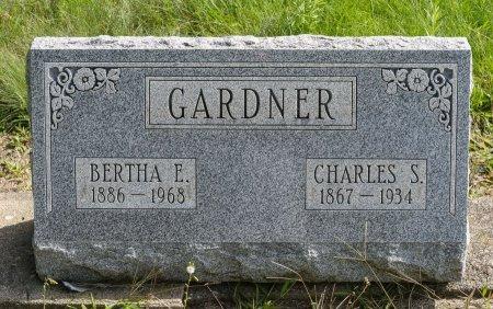 GARDNER, CHARLES S - Wayne County, Ohio | CHARLES S GARDNER - Ohio Gravestone Photos