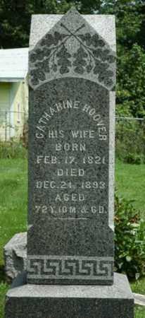 HOOVER GOCHNAUER, CATHARINE - Wayne County, Ohio | CATHARINE HOOVER GOCHNAUER - Ohio Gravestone Photos