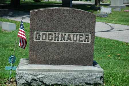 GOCHNAUER, LUCY - Wayne County, Ohio | LUCY GOCHNAUER - Ohio Gravestone Photos