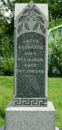 GOCHNAUER, JACOB - Wayne County, Ohio   JACOB GOCHNAUER - Ohio Gravestone Photos