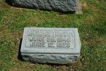 GOCHNAUER, MARGARET - Wayne County, Ohio | MARGARET GOCHNAUER - Ohio Gravestone Photos