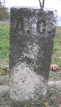 ORR, A. - Wayne County, Ohio | A. ORR - Ohio Gravestone Photos