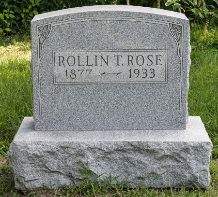 ROSE, ROLLIN T - Wayne County, Ohio | ROLLIN T ROSE - Ohio Gravestone Photos