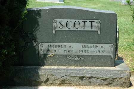 SCOTT, MINARD M. - Wayne County, Ohio | MINARD M. SCOTT - Ohio Gravestone Photos