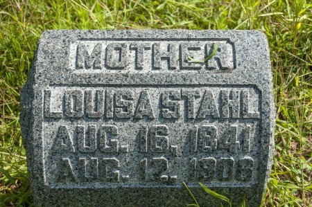 STAHL, LOUISA - Wayne County, Ohio | LOUISA STAHL - Ohio Gravestone Photos