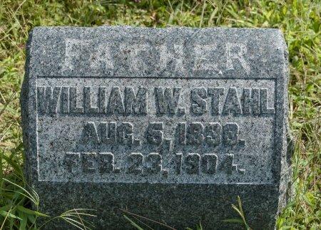 STAHL, WILLIAM W - Wayne County, Ohio | WILLIAM W STAHL - Ohio Gravestone Photos