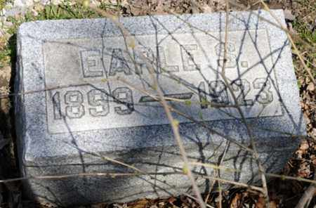 STONER, EARLE S. - Wayne County, Ohio | EARLE S. STONER - Ohio Gravestone Photos
