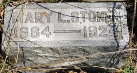 STONER, MARY L. - Wayne County, Ohio | MARY L. STONER - Ohio Gravestone Photos