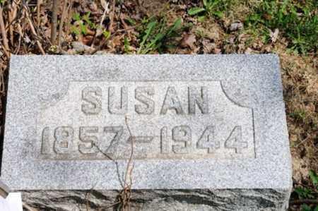 STONER, SUSAN - Wayne County, Ohio   SUSAN STONER - Ohio Gravestone Photos