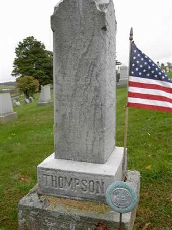 THOMPSON, JOHN, JR. - Wayne County, Ohio   JOHN, JR. THOMPSON - Ohio Gravestone Photos