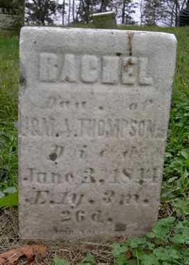 THOMPSON, RACHEL - Wayne County, Ohio   RACHEL THOMPSON - Ohio Gravestone Photos