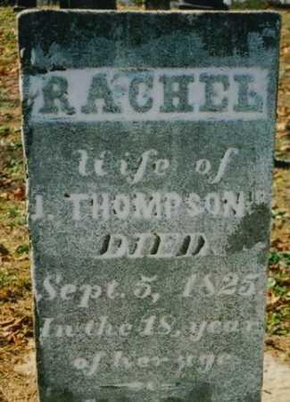 THOMPSON, RACHEL - Wayne County, Ohio | RACHEL THOMPSON - Ohio Gravestone Photos