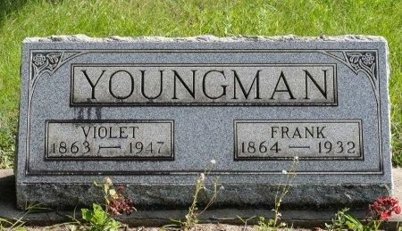YOUNGMAN, FRANK - Wayne County, Ohio | FRANK YOUNGMAN - Ohio Gravestone Photos