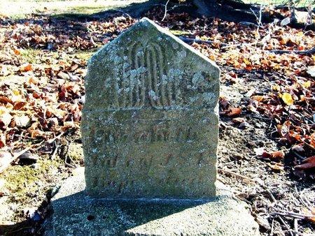BOPE, ELIZABETH - Wyandot County, Ohio | ELIZABETH BOPE - Ohio Gravestone Photos