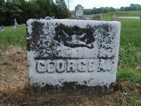DEBOLT, GEORGE A - Wyandot County, Ohio | GEORGE A DEBOLT - Ohio Gravestone Photos