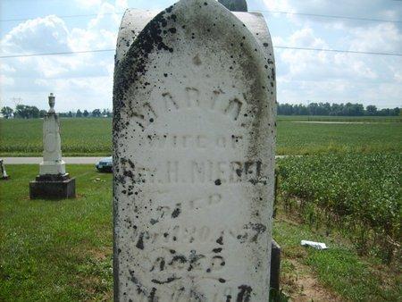 NIEBEL, MARY - Wyandot County, Ohio | MARY NIEBEL - Ohio Gravestone Photos