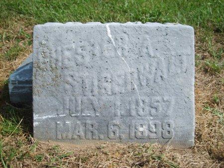STIGERWALT, CHESTER A - Wyandot County, Ohio | CHESTER A STIGERWALT - Ohio Gravestone Photos