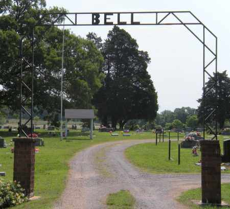SIGN, BELL CEMETERY - Adair County, Oklahoma | BELL CEMETERY SIGN - Oklahoma Gravestone Photos