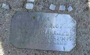BELL, JULIA ANN - Adair County, Oklahoma | JULIA ANN BELL - Oklahoma Gravestone Photos