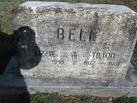 FOREMAN BELL, LIZZIE - Adair County, Oklahoma | LIZZIE FOREMAN BELL - Oklahoma Gravestone Photos