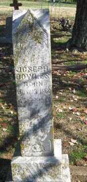 BOWLES, JOSEPH A. - Adair County, Oklahoma   JOSEPH A. BOWLES - Oklahoma Gravestone Photos