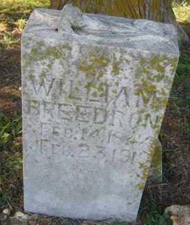 BREEDRON, WILLIAM - Adair County, Oklahoma | WILLIAM BREEDRON - Oklahoma Gravestone Photos