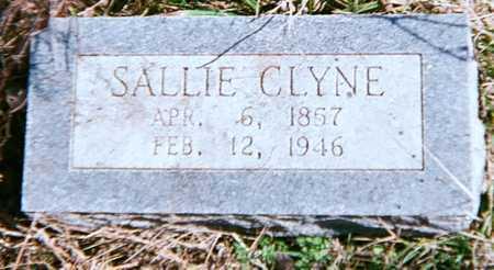 CLYNE, SALLIE - Adair County, Oklahoma | SALLIE CLYNE - Oklahoma Gravestone Photos