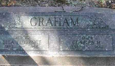 GRAHAM, CHARLES HENRY - Adair County, Oklahoma | CHARLES HENRY GRAHAM - Oklahoma Gravestone Photos
