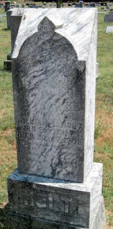HOLT, WILLIAM L - Adair County, Oklahoma | WILLIAM L HOLT - Oklahoma Gravestone Photos