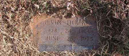 HOPKINS, ALVIN - Adair County, Oklahoma | ALVIN HOPKINS - Oklahoma Gravestone Photos