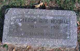 HOWELL, GLENDA MAE - Adair County, Oklahoma | GLENDA MAE HOWELL - Oklahoma Gravestone Photos
