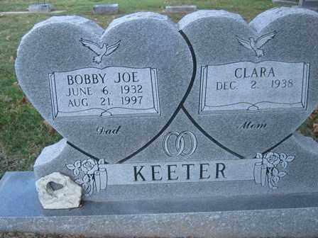 KEETER, BOBBY JOE - Adair County, Oklahoma | BOBBY JOE KEETER - Oklahoma Gravestone Photos