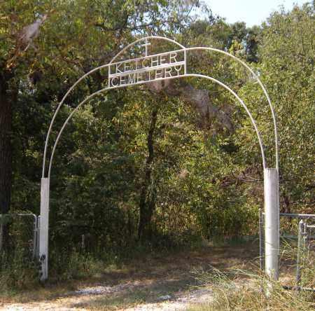 SIGN*, *KETCHER CEMETERY - Adair County, Oklahoma   *KETCHER CEMETERY SIGN* - Oklahoma Gravestone Photos