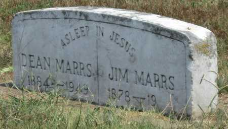 FREEDLE MARRS, DEAN - Adair County, Oklahoma | DEAN FREEDLE MARRS - Oklahoma Gravestone Photos