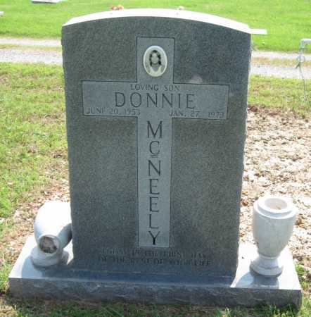 MCNEELY, DONALD K - Adair County, Oklahoma   DONALD K MCNEELY - Oklahoma Gravestone Photos