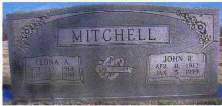 SCANTLIN MITCHELL, LEONA A. - Adair County, Oklahoma | LEONA A. SCANTLIN MITCHELL - Oklahoma Gravestone Photos