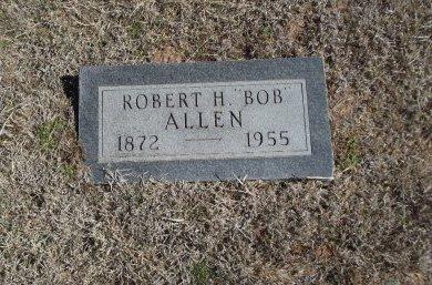 "ALLEN, ROBERT HOLT ""BOB"" - Alfalfa County, Oklahoma | ROBERT HOLT ""BOB"" ALLEN - Oklahoma Gravestone Photos"