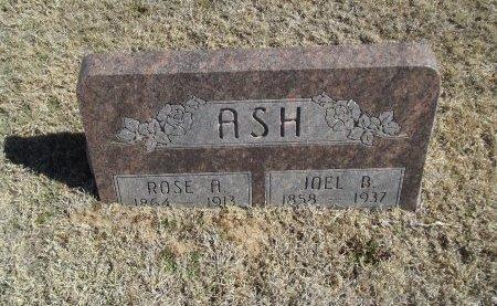 ASH, ROSE A - Alfalfa County, Oklahoma | ROSE A ASH - Oklahoma Gravestone Photos