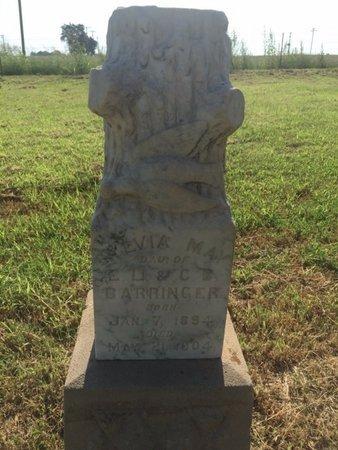 BARRINGER, SYLVIA MAY - Alfalfa County, Oklahoma | SYLVIA MAY BARRINGER - Oklahoma Gravestone Photos