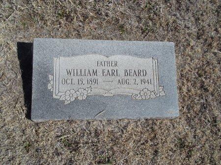 BEARD, WILLIAM EARL - Alfalfa County, Oklahoma   WILLIAM EARL BEARD - Oklahoma Gravestone Photos