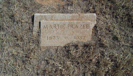 "FRAZEE, DAVID MARTIN ""MARTIE"" - Alfalfa County, Oklahoma | DAVID MARTIN ""MARTIE"" FRAZEE - Oklahoma Gravestone Photos"