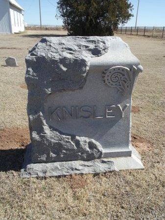 KNISLEY, FAMILY MARKER - Alfalfa County, Oklahoma | FAMILY MARKER KNISLEY - Oklahoma Gravestone Photos